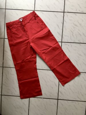 Anonyme Designers 7/8 Length Trousers red