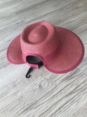 Seeberger Chapeau de soleil saumon