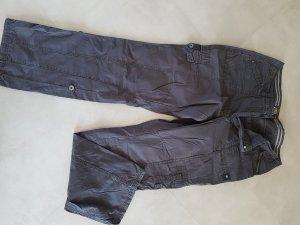 Sommer Jeans dunkelgrau