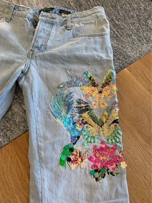 Sommer Jeans Größe 28