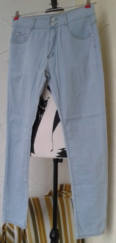 Sommer Jeanshose Gr.36, hellblau