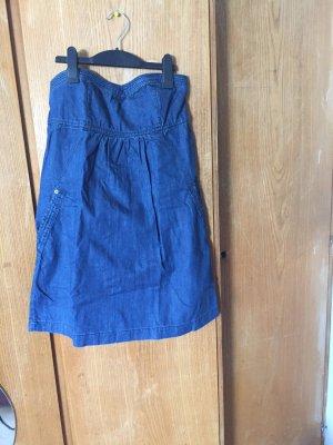 Sommer Jeanskleid