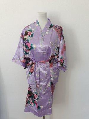 keine Marke Kimono lila