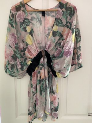 Hennes Collection by H&M Kimono Blouse multicolored