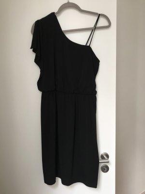 TK Maxx Sukienka na jedno ramię czarny