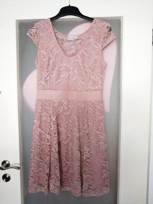 BODY FLIRT Summer Dress dusky pink