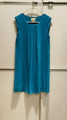 Avoca Mini Dress cadet blue-petrol