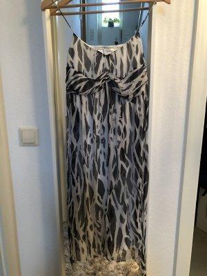 Diane von Furstenberg Summer Dress multicolored silk