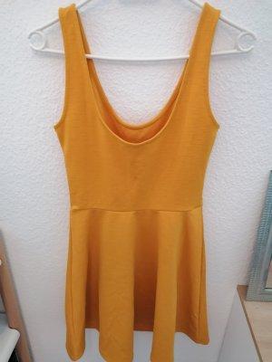 FB Sister Mini Dress gold orange