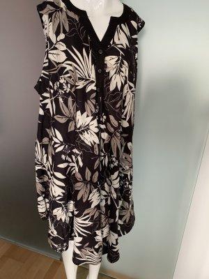 Sommer Kleid A-Form Gr 44 46 XXL