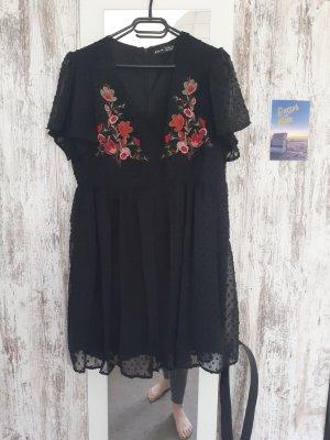 Sheinside Midi Dress black