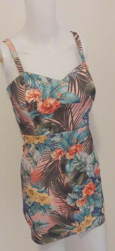 Sommer Kleid Blumen