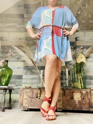 Sommer  Kleid  breit geschnitten geometrische Muster Esprit  s