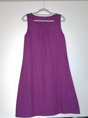 Gina Laura Balloon Dress violet
