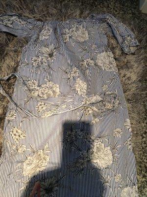 0039 Italy Koszulowa sukienka Wielokolorowy