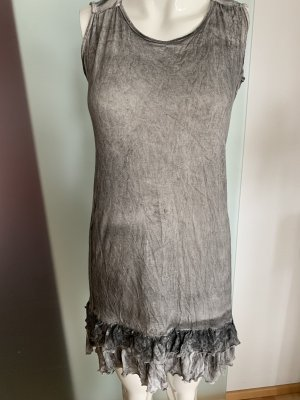 Sommer Kleid mit Rüschen  Gr 34 36 S von Zabaione