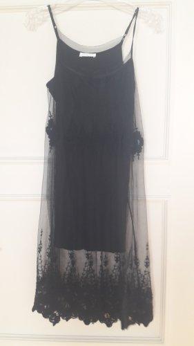 Promod Sukienka na ramiączkach czarny