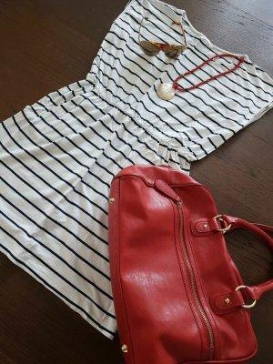 Sommer Kleid mit Streifen