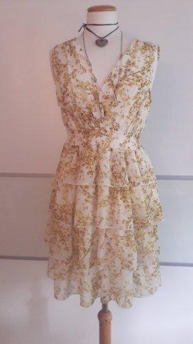 Sommer Kleid mit Volant, H&M