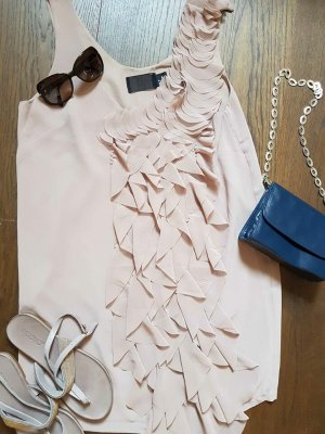Sommer Kleid mit Volants