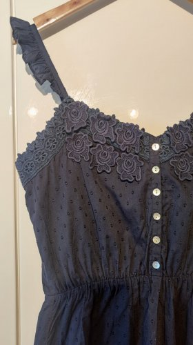 Mymo Summer Dress dark blue