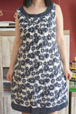 Sommer Kleid Per Una gr.14 Leinen