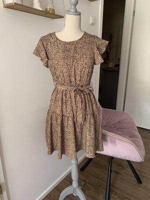 Sommer Kleid Punkte S SHEIN