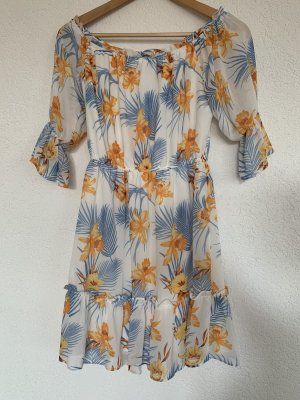 Forever 21 Summer Dress multicolored