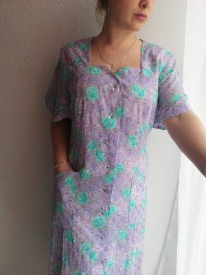 Sommer Kleid. Seide vintage