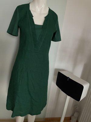 Sommer Kleid von Qiero Gr 36 S Leinen und Baumwolle