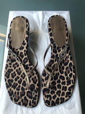 Sommer Leder Sandale Gr. 39 neu und ungetragen