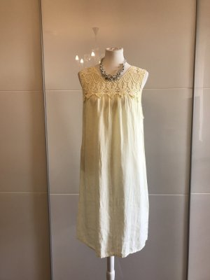 Sommer  Leinen Kleid