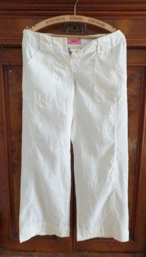 Cinque Linen Pants natural white