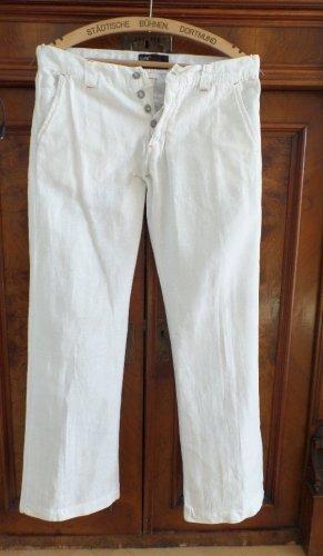 Sommer-Leinenhose Größe 38 von SMK sportswear