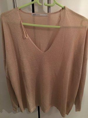 Sommer Lurex Pullover von Vero Moda