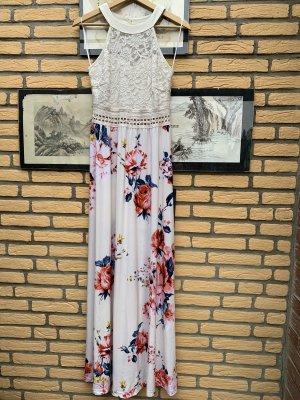 BODY FLIRT Maxi-jurk veelkleurig