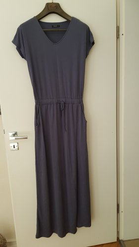 Concept Reserved Maxi Dress steel blue