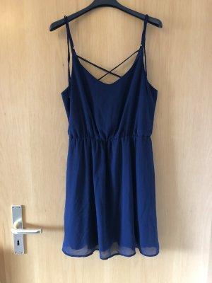 Even & Odd Mini Dress blue-dark blue