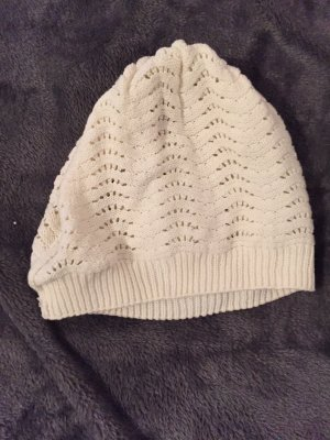 Woolen Hat white