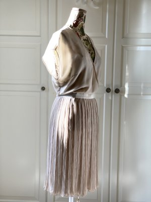 Michalsky Robe de mariée blanc cassé soie