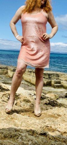 Sommer Party Kleid von Guess Lacks Paletten Spitze