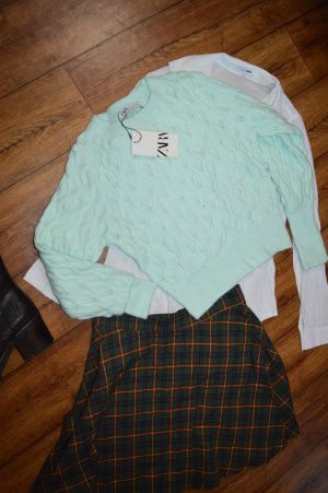 Sommer Pullover Gr. 38 Zara Neu
