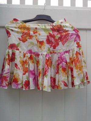 Polo Garage Flounce Skirt multicolored