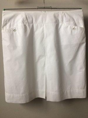 Cinque Minifalda blanco