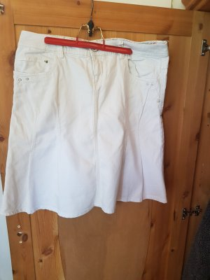 Sommer Rock Weiß  Esprit Große 40