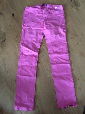 Tally Weijl Lage taille broek roze