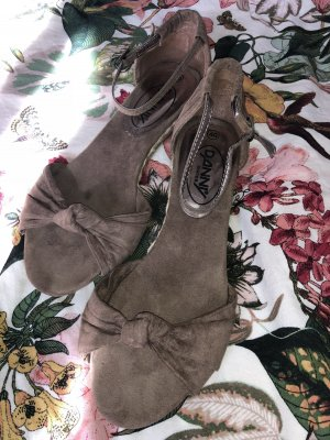 Görtz Shoes Strapped Sandals multicolored