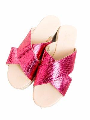 Sommer Sandalen pink gr 39