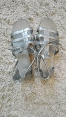 Sommer Sandalen, Platic Grey Jelly Sandals