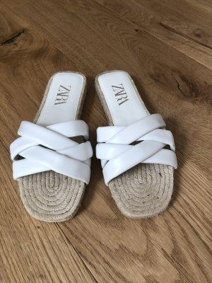 Sommer Sandalen von Zara